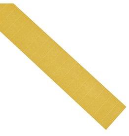 magnetoplan Einsteckschilder, Farbe gelb, Größe 80 x 15 mm