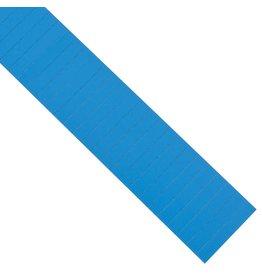 magnetoplan ferrocard-Etiketten, Farbe blau, Größe 60 x 22 mm (75 St.)