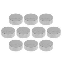 magnetoplan Magnet Discofix Magnum, Farbe grau