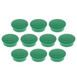 magnetoplan Magnet Discofix Color, Farbe grün