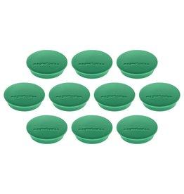 magnetoplan Magnet Discofix Junior, Farbe grün