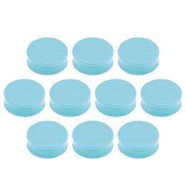 "magnetoplan Ergo-Magnete ""Large"", Farbe babyblau"