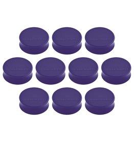 "magnetoplan Ergo-Magnete ""Large"", Farbe violett"