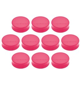 """magnetoplan Ergo-Magnete """"Large"""", Farbe pink"""