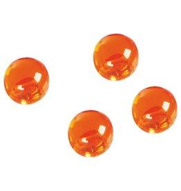 magnetoplan Magnetkugeln, Farbe orange