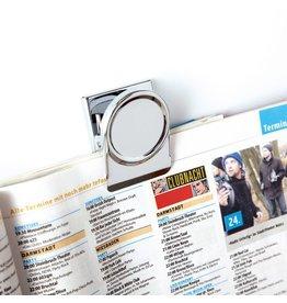 magnetoplan Magnetclip, Größe 35 mm (3 St