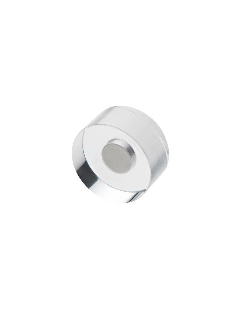 magnetoplan Brillante Design-Magnete, Größe 20 mm (8 Stück)