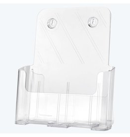 "magnetoplan Prospekthalter ""Standard"", Acryl, Größe A4"