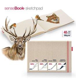 senseBook sketchpad, A4