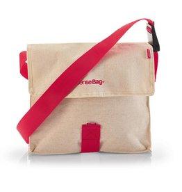 senseBag Messenger Bag, Farbe schwarz