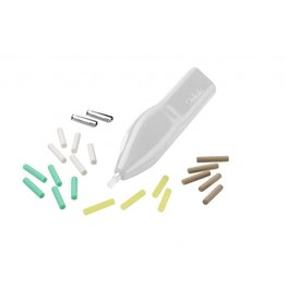 transotype Ersatzspitzen für Skylite, braun f. Kugelschreiber