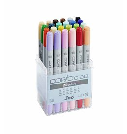 COPIC ciao 24er Marker-Set