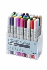 COPIC ciao 36er Marker-Set E