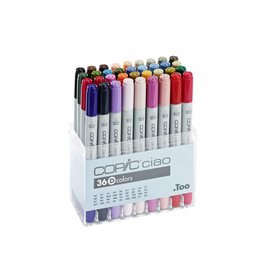 COPIC ciao 36er Marker-Set D