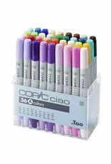 COPIC ciao 36er Marker-Set A