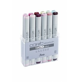 COPIC sketch 12er Marker-Set EX-1