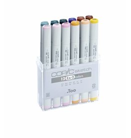COPIC sketch 12er Marker-Set EX-2