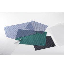 transotype Schneidematten, Farbe transparent, Größe 450 x 300 mm