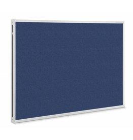 magnetoplan Design-Pinnboard Eco, blau-lila, Gr. 120 x 90 cm (BxH)