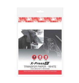 transotype Transfer Papier by X-Press It, Inhalt A4, 20 Blatt