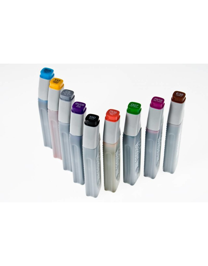 COPIC VARIOUS INK Nachfülltinte, E04 Lipstick Natural