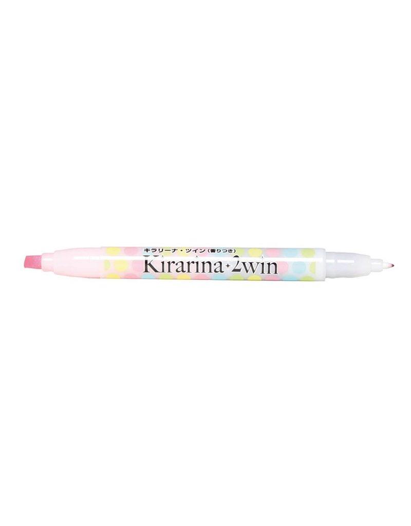 "COPIC Kirarina ""2win"" Duftstifte, Study, Set 4 Stück"