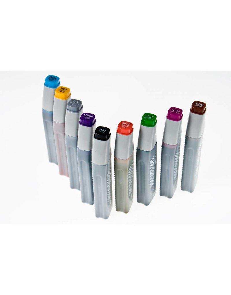 COPIC VARIOUS INK Nachfülltinte, B32 Pale Blue
