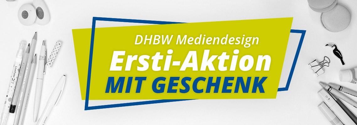 Ersti-Aktion DHBW Ravensburg - Künstlerbedarf günstig kaufen