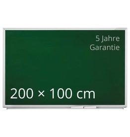 magnetoplan Design-Kreidetafel SP, grün, Größe 200 x 100 cm (BxH)