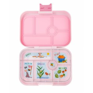 Yumbox Original 6 vakken Hollywood Pink