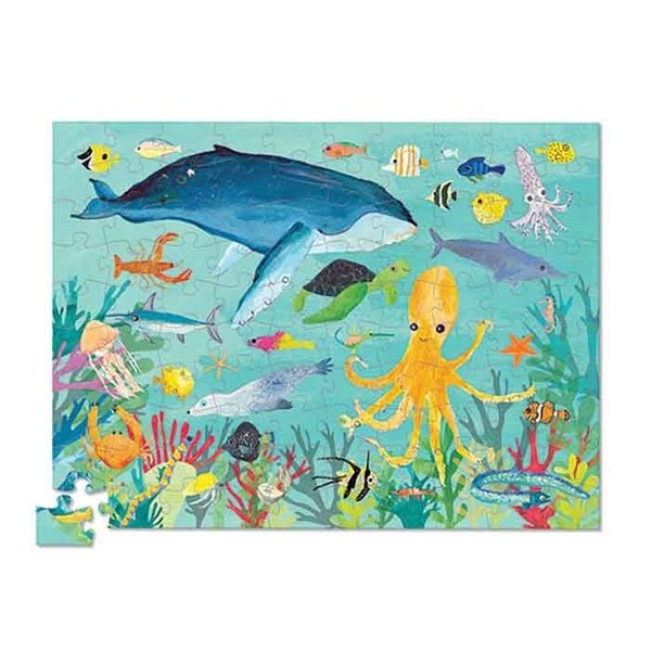 Puzzel Ocean Animals - 100 stukjes