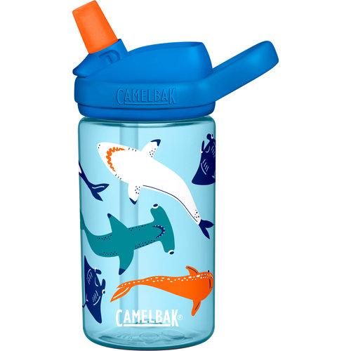 CamelBak Eddy+ Kids 400 ml Shark Squad