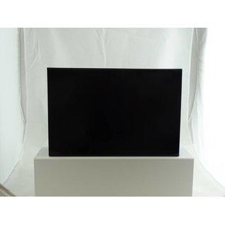claerpack boîte magnétique 22 x 33 x 10 cm  noir brillant