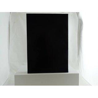 claerpack boîte magnétique 26 x 37 x 6  cm  noir brillant