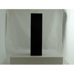 claerpack Magneetdoos zwart blinkend  33 x 9 x 9cm  voor wijn