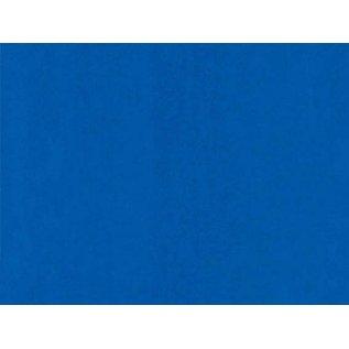 rotalia Mousseline de couleur R95029 W BLEU