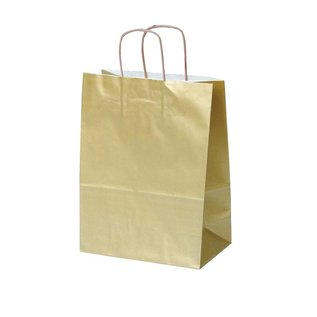 claerpack bth BTH  GOLD  draagtas met gedraaide  handvaten