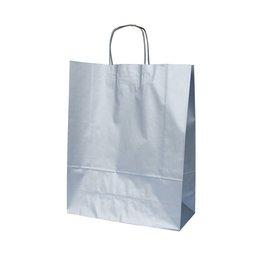 claerpack bth BTH SILVER   sacs avec des poignées torsadées