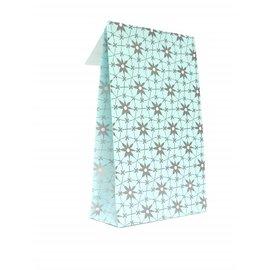 claerpack giftbag Pochette Edelweis mint