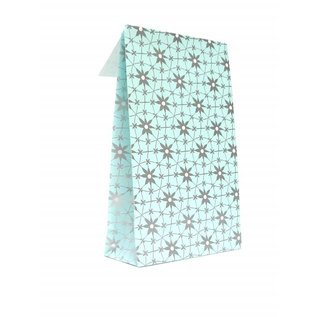 claerpack giftbag Pochette Square Edelweis mint