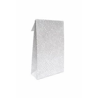 claerpack giftbag Geschenkzak Snakeprint R67401B