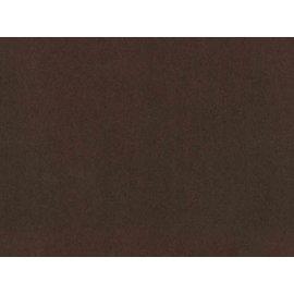 rotalia Mousseline de couleur R95027 BRUN
