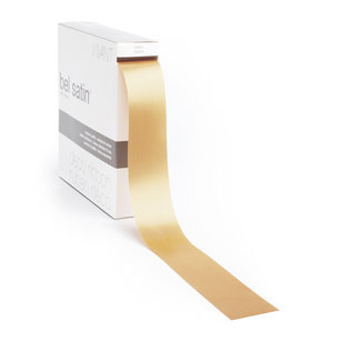 belsatin naamdruk Bel Satin kleur op naam bedrukt kleur 51L