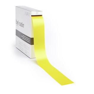 belsatin naamdruk Bel Satin kleur op naam bedrukt kleur A55