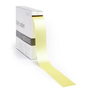 belsatin naamdruk Bel Satin kleur op naam bedrukt kleur 50