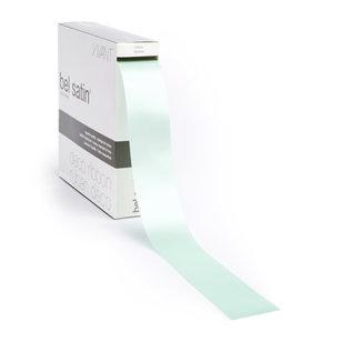 belsatin naamdruk Bel Satin kleur op naam bedrukt kleur 61