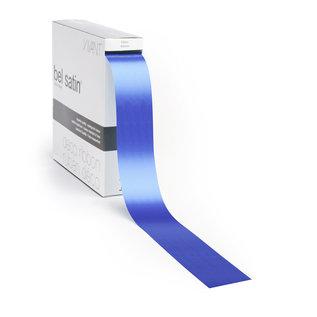 belsatin naamdruk Bel Satin kleur op naam bedrukt kleur A45