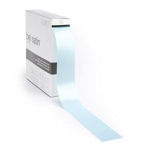 belsatin naamdruk Bel Satin kleur op naam bedrukt kleur A40