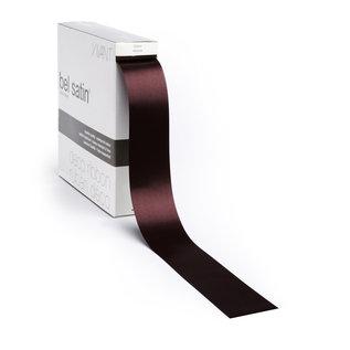 belsatin naamdruk Bel Satin kleur op naam bedrukt kleur 25