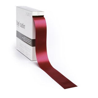 belsatin naamdruk Bel Satin kleur op naam bedrukt kleur 14